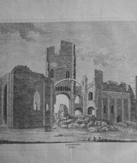 Lindisfarn Castel