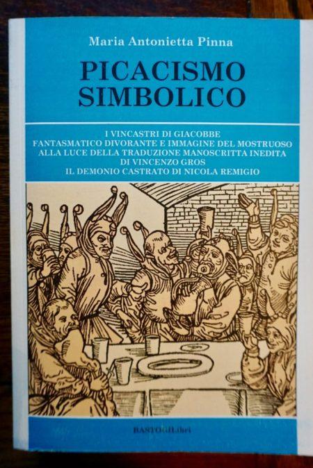 Picacismo simbolico, by Maria Antonietta Pinna