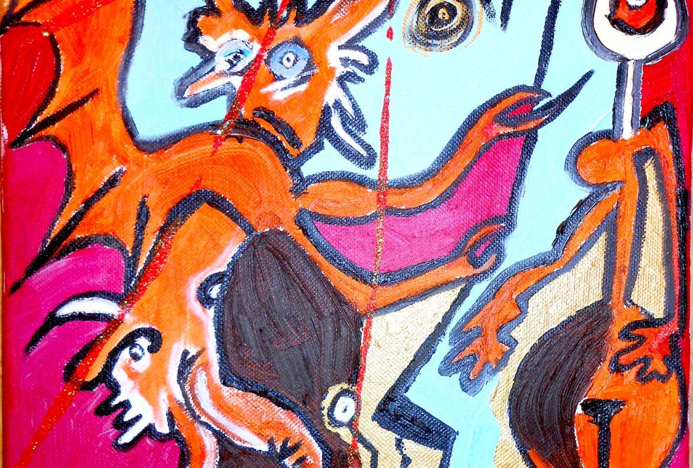 Il povero diavolo di Menard e il satanismo leopardiano