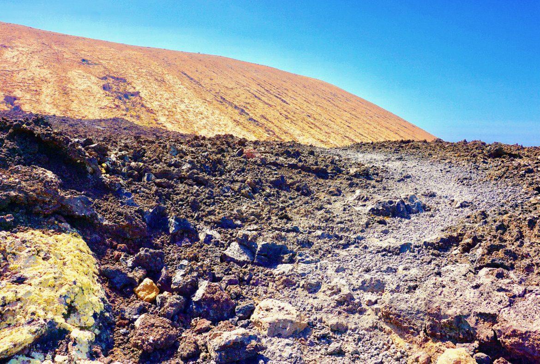 Presenze dai vulcani