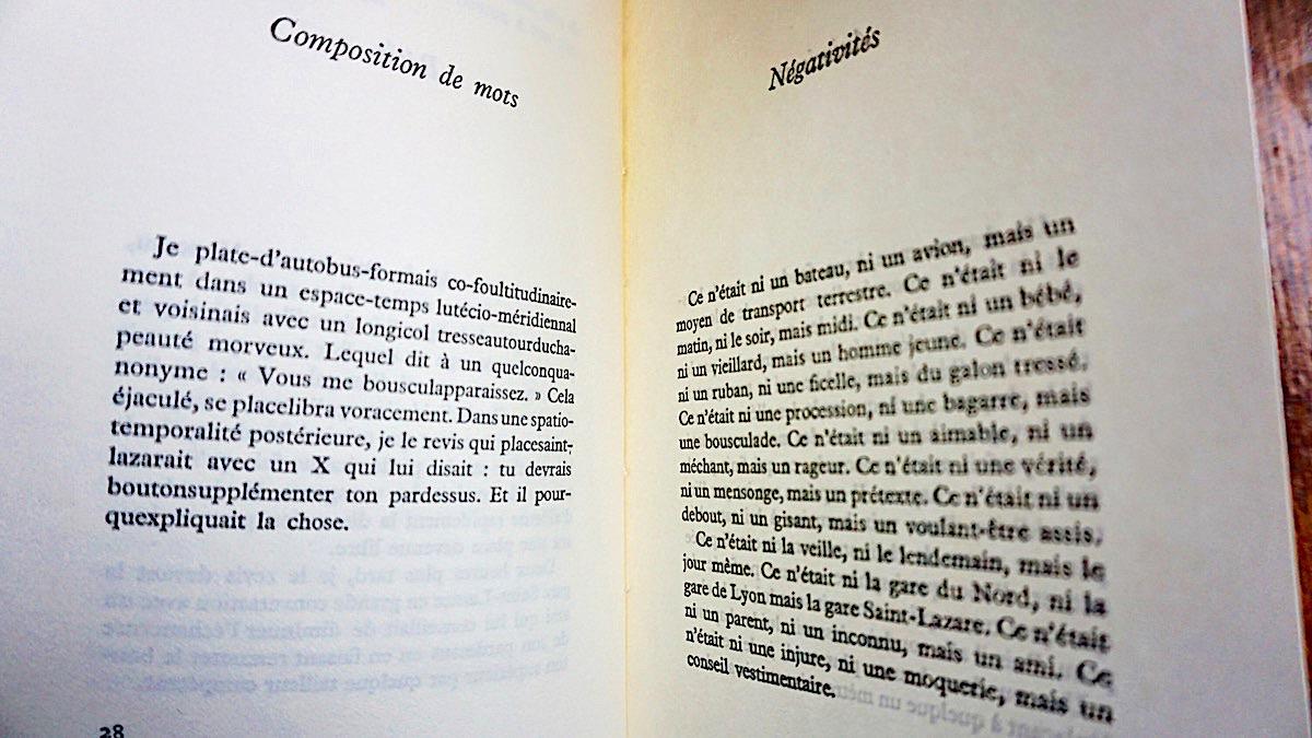 R Queneau Exercices De Style Gallimard 1981 Antiche Curiosita