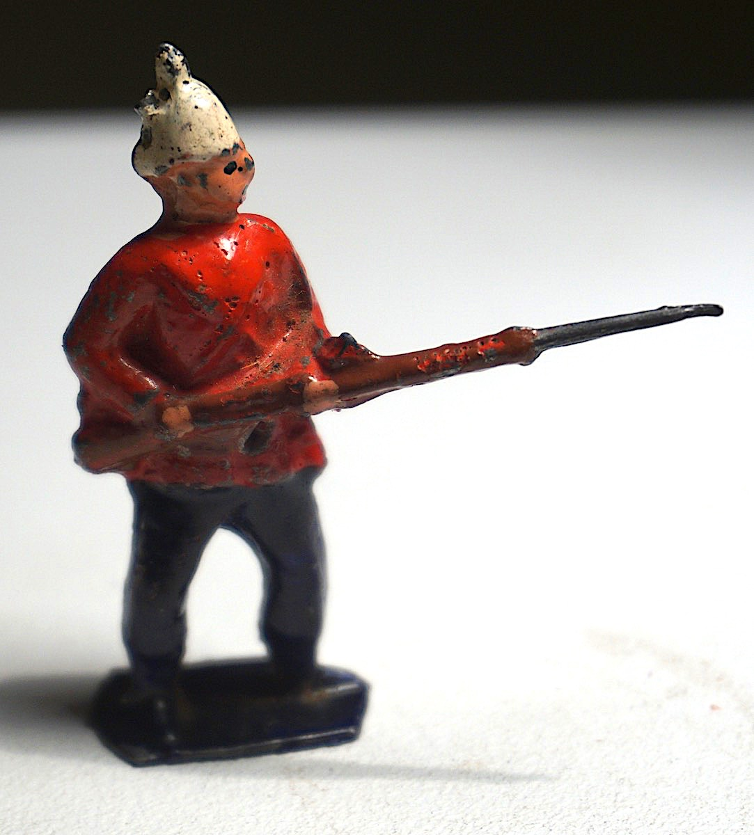 Antique Metal Toy Soldier 1890 1914 Antiche Curiosit 224