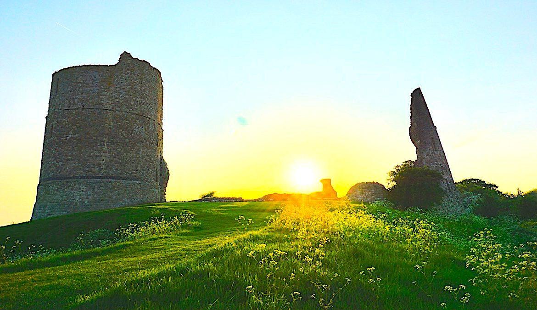 Hadleigh Castle, cenni di viaggio