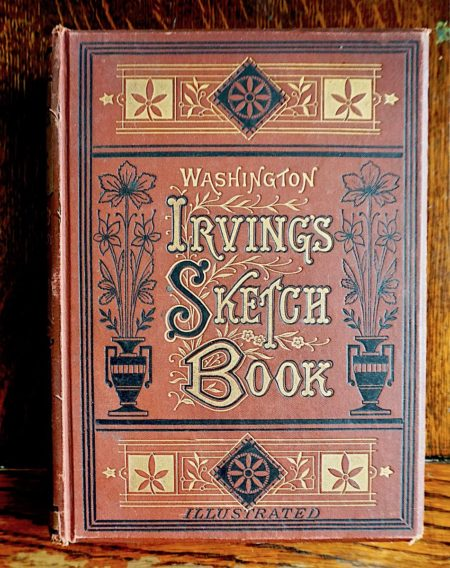The Sketch Book by Washington Irving, 1820-30