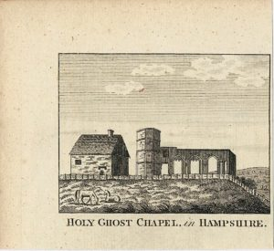 Holy Ghost Chapel in Hampshire, 1810