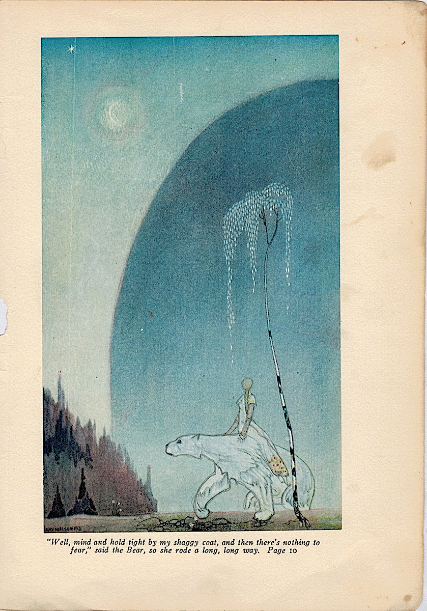 Kay Nielsen Vintage Original Print 1913 Antiche Curiosit 224