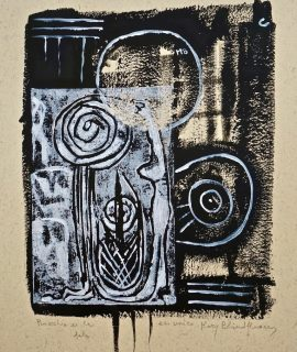 Pinocchio Series Linocuts by Mary Blindflowers©