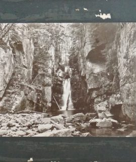 1920's original photo, The Balsams Oixville Notch
