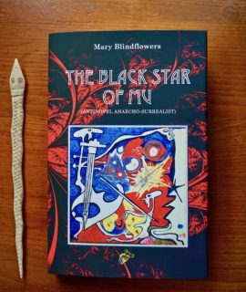 The black star of Mu by Mary Blindflowers