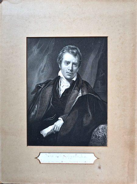 Sir David Wilkie, 1845