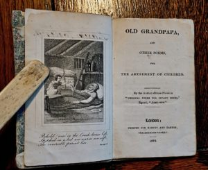 Old grandpapa and other poems for the amusements of children, London, 1828