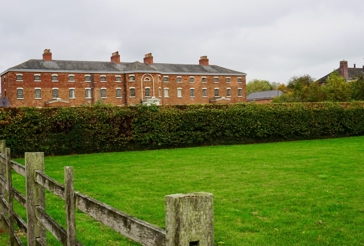 Workhouse, Southwell, povertà