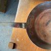 Antique Victorian Copper Pan