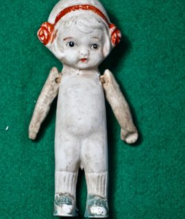 Antiwue Bisque Doll