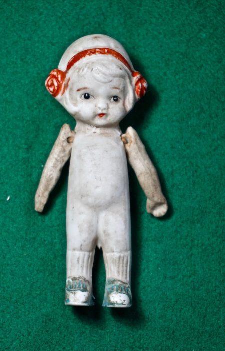 Antiwue Bisque Doll