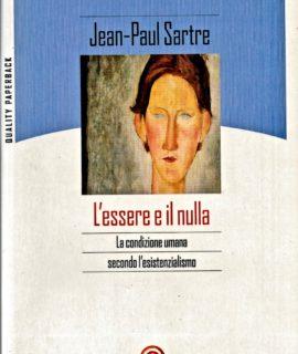 Jean-Paul-Sartre, L'Essere e il Nulla, Net, 2006