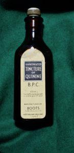 Ammoniated Tincture of Quinine B.P.C.