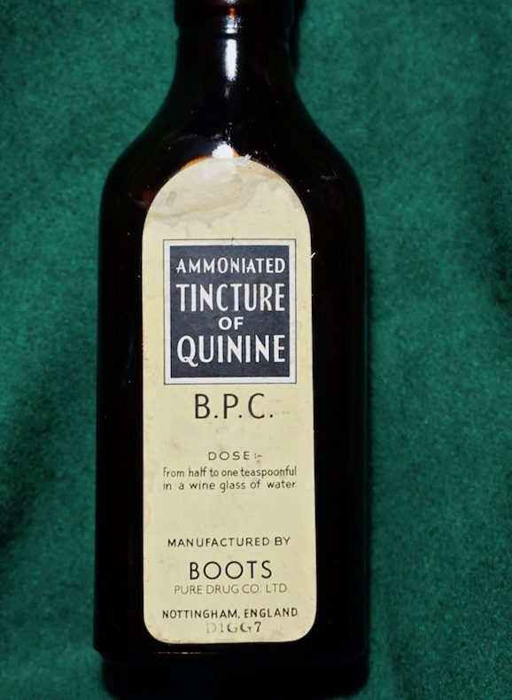 Ammoniated Tincture of Quinine B.P.C.