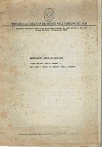 Astrologie, Magie et Alchimie, Firenze, 1980