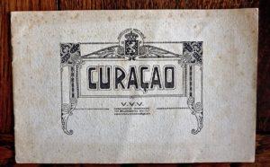 Rare Book, Curacao, 1909 ca.
