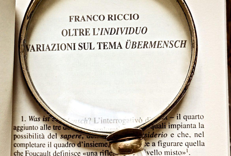 Franco Riccio, accademismo elitario nella saggistica citazionista