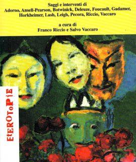 Nietzsche in lingua minore, saggi e interventi, Mimesis Eterotopia, 2000