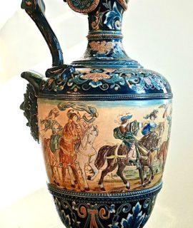 Antique Austrian Vase