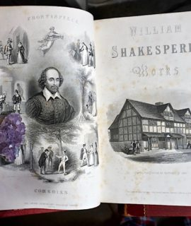 William Shakespere Works.