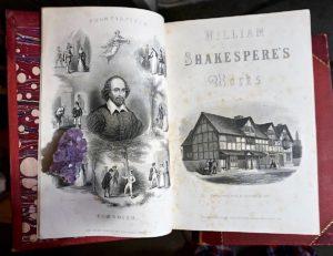 William Shakespere Works.