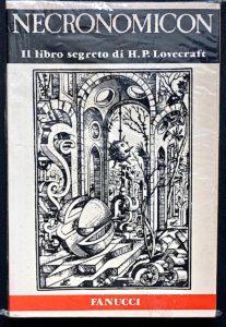 Necronomicon, Il libro segreto di H. P. Lovecraft, Fanucci, 1979