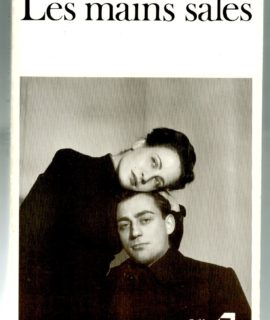 Sartre, Les mains sales, Gallimard, 1989