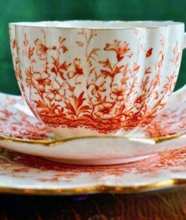 Rare Antique The Paragon China CSC Tea Set, 1919