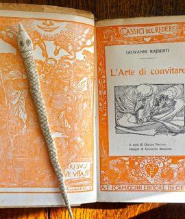 Giovanni Rajberti, L'Arte di convitare, Formiggini Editore, 1913