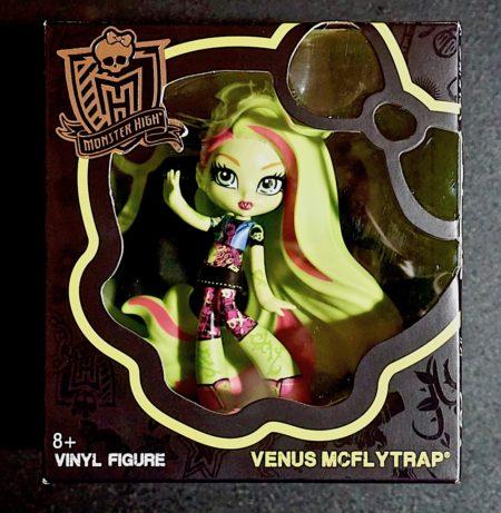 """Monster Hight, """"Venus Mc Flytrap, Vinyl Figure, 2014"""