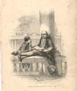 Antique Engravings Prints, Poor Jack by Clarkson Stanfield, R.A., London, 1840