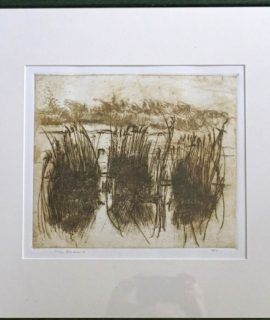 Original Etching by Brian Hindmarch 6/10