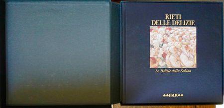 Rieti delle delizie, le delizie della Sabina, Franco Maria Ricci, 1993