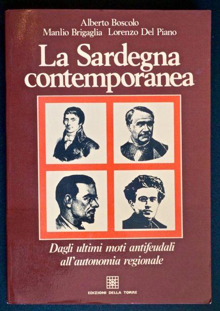 A. Boscolo, M. Brigaglia, L. Del Piano, La Sardegna contemporanea, Edizioni della Torre, 1983