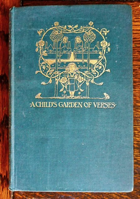 A child's Garden of verses by Robert Stevenson, 1901