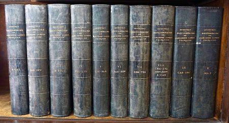 Frédéric Godefroy, Dictionnaire de l'ancienne langue française, 1881