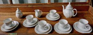 Schumann Arzberg Rare Bavaria Tea set, 1960