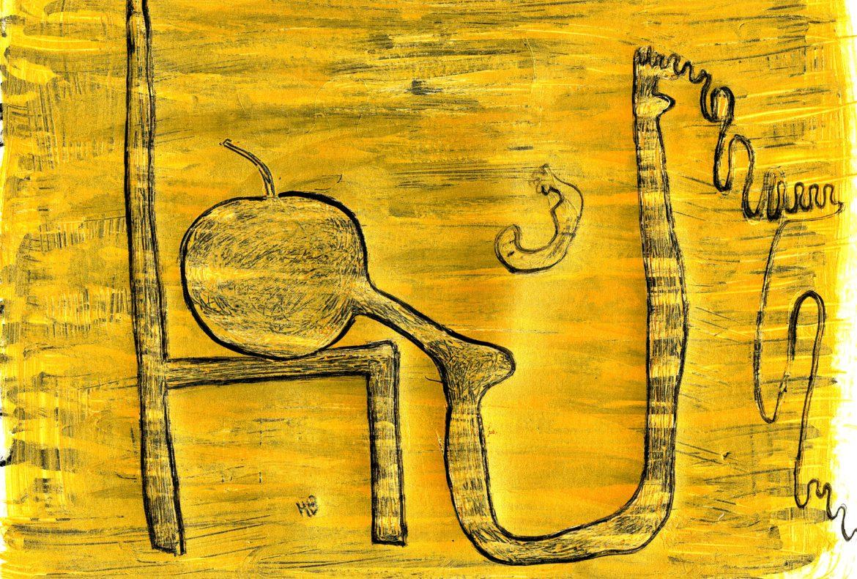 Gli infantilismi poetici dell'accademico Michele Mari