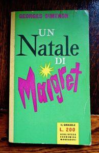 Georges Simenon, Un Natale di Maigret, Biblioteca Economica Mondadori, Il Girasole, 1957