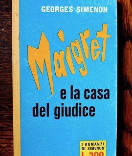 Georges Simenon, Maigret e la casa del giudice, I Romanzi di Simenon, 1961
