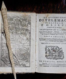 Le avventure di Telemaco, 1781