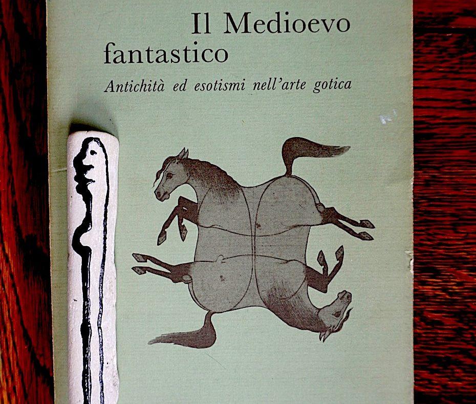 Jurgis Baltrušaitis, Medioevo fantastico