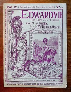 Edward VII edited by Sir Richard Holmes, 1906