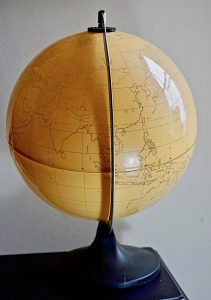 Vintage Scan-Globe A/S Denmark, 1990