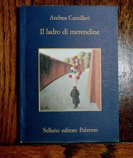 Andrea Camilleri, Il ladro di merendine, Sellerio, 2003