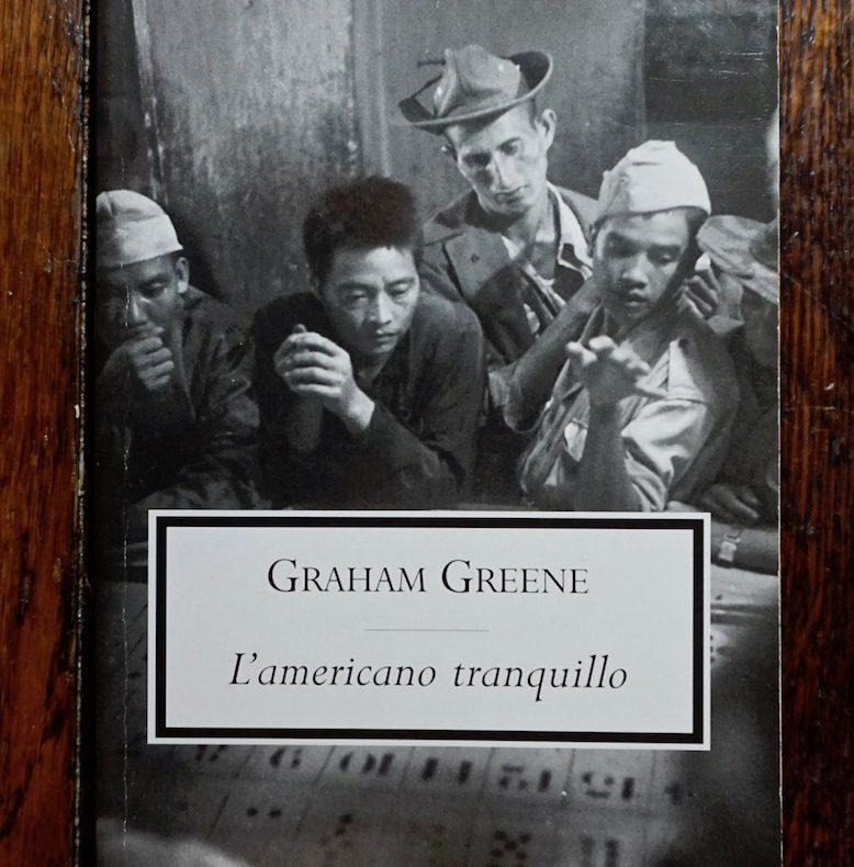 Graham Greene, L'americano tranquillo, Mondadori, 2006